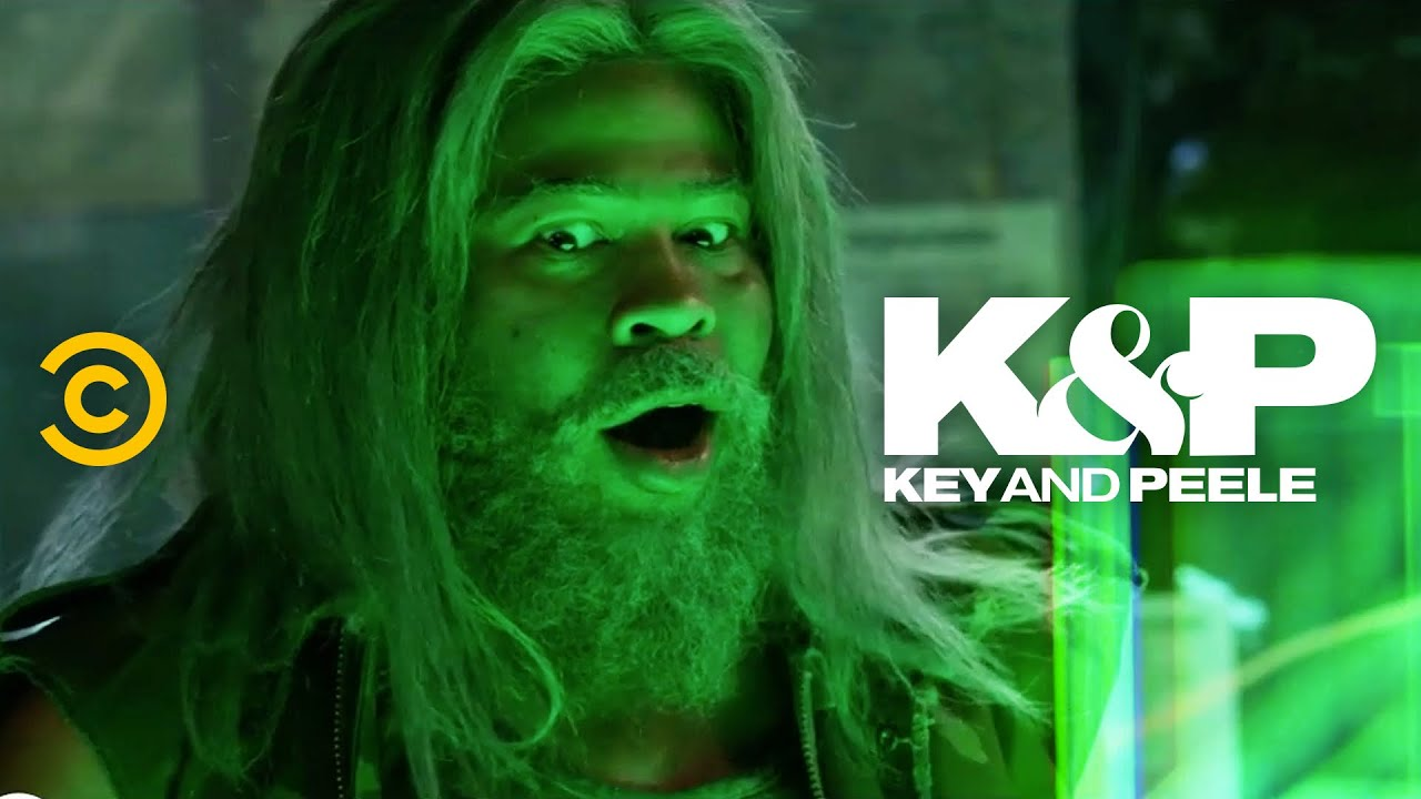 Download He Wasn't Ready for the Hologram - Key & Peele