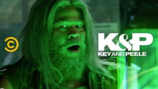 He Wasn't Ready for the Hologram - Key & Peele