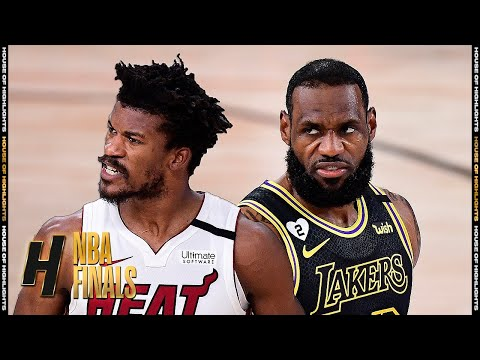 Miami Heat vs Los Angeles Lakers - Full Game 2 Highlights | October 2, 2020 NBA Finals