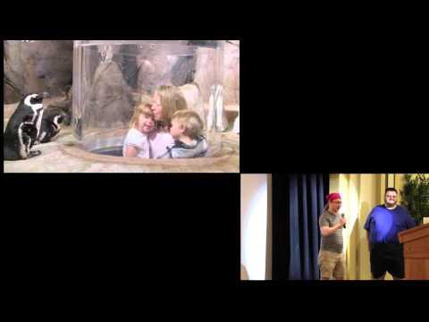 Slide Karaoke - devopsdays Pittsburgh 2015