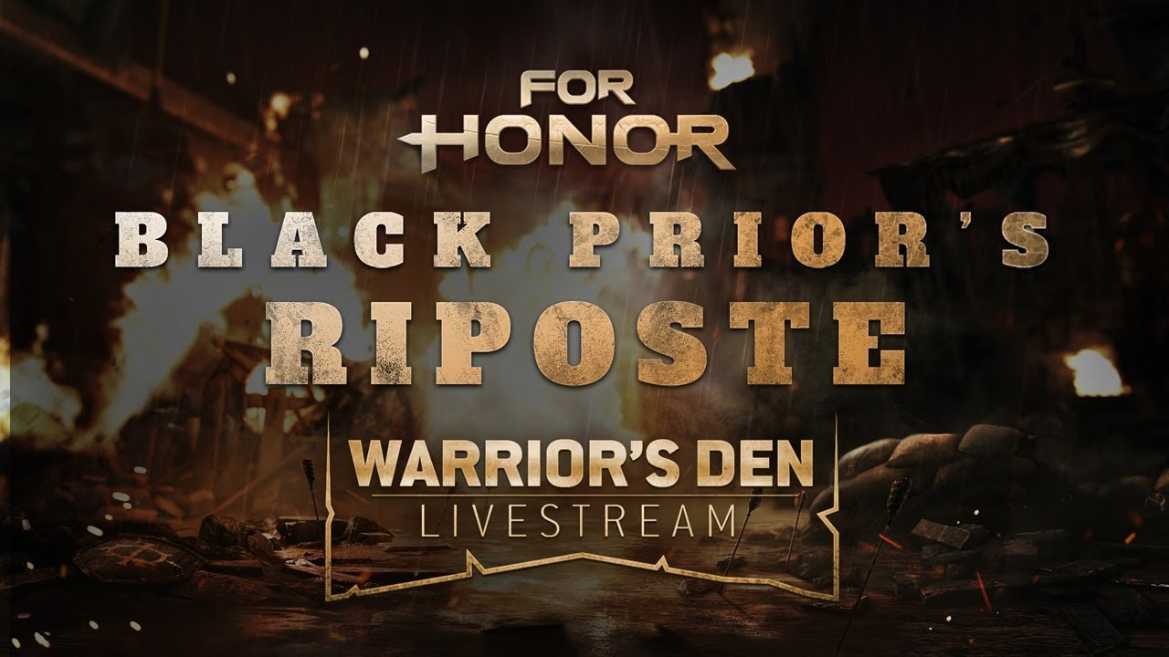 This Week in For Honor - March 21st 2019 | Ubisoft (US)