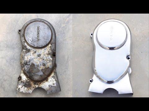 Easy Way to Polish Aluminum | POLISHING ALUMINUM