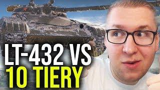 TEN LIGHT jest OP? - World of Tanks