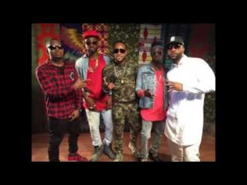 Harrysong Feat. Olamide, Kcee, Orezi and Iyanya_reggae blues remix by dj boby de brignac