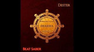 Gambar cover Headhunterz & KSHMR   Dharma {Beat Saber}
