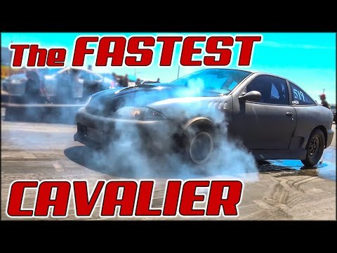The FASTEST Chevy Cavalier! -- (Full Review)