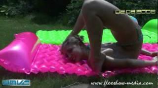 Anya contortion