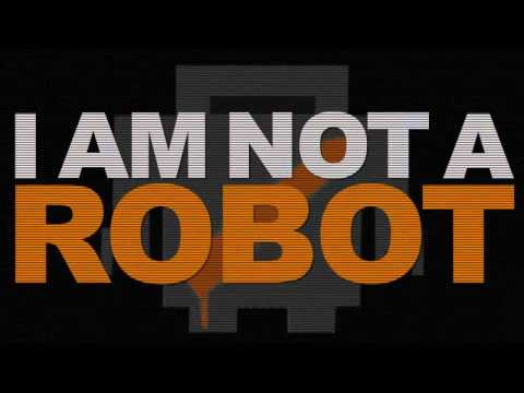 Trip Lee - Robot - typography music video - Christian Rap