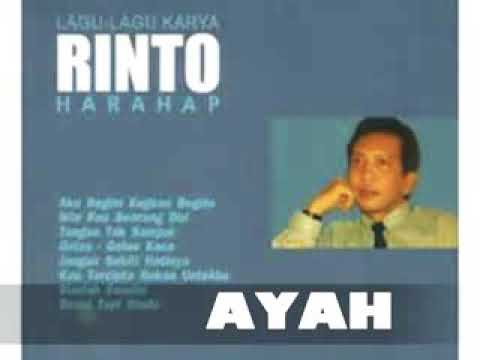 Rinto Harahap - Untuk Ayah Tercinta lirik