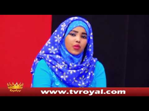Barnaamijka Fanka iyo suugaanta Royal tv Nairobi Kenya 2016