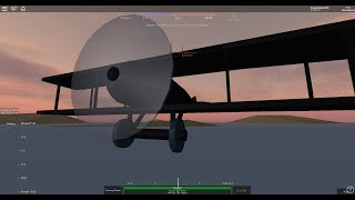 Navel 1918 Roblox: The Death Plane