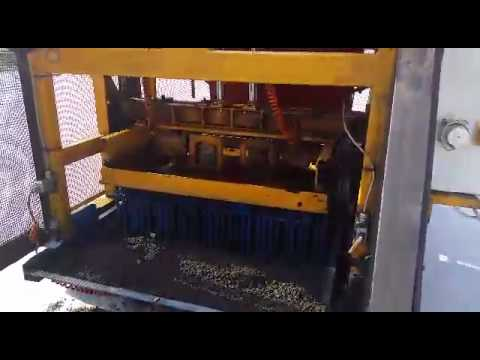 KNAUER Compact Block Making Machine   Saudi Arabia