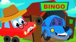 bingo песня собаки   дошкольные песни   Preschool Songs   Nursery Rhymes   Bingo The Dog Song