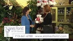 Elaine's Florist & Gift Baskets in Houston