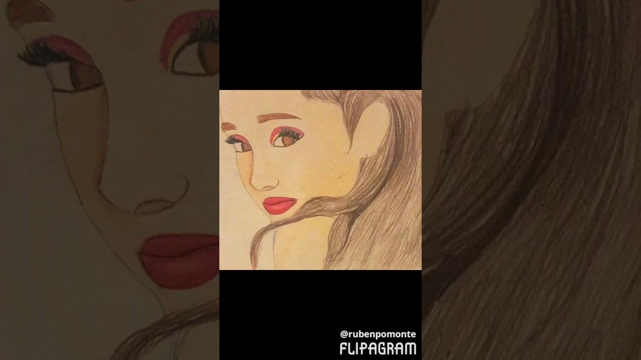Ariana Grande Disegni Youtube