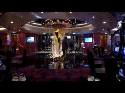 Oasis of the Seas - exploring the casino