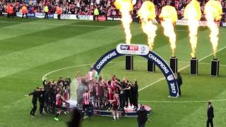 Sheffield United - League One Champions