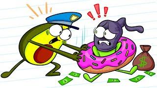 Download lagu Vegetables Stopped the Criminal