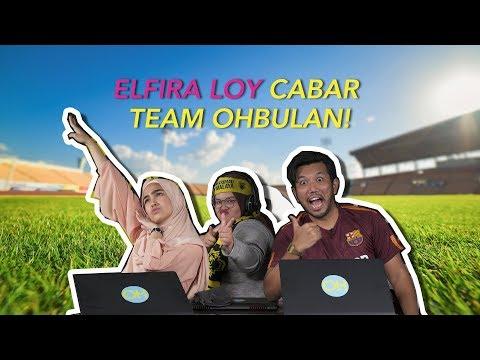 Elfira Loy Cabar Team OHBULAN Main FIFA Online 3