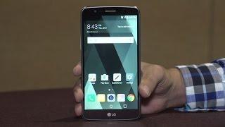 LG Stylus 3: Una opción de celular económico con lápiz óptico