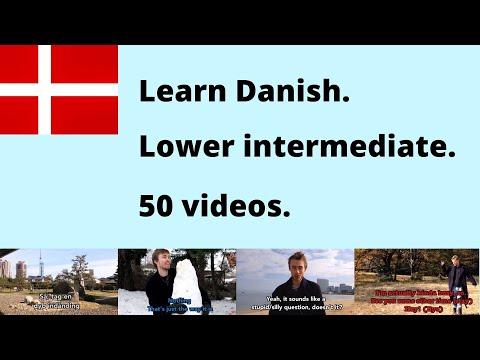 Easy Danish with Thomas D: Intermediate