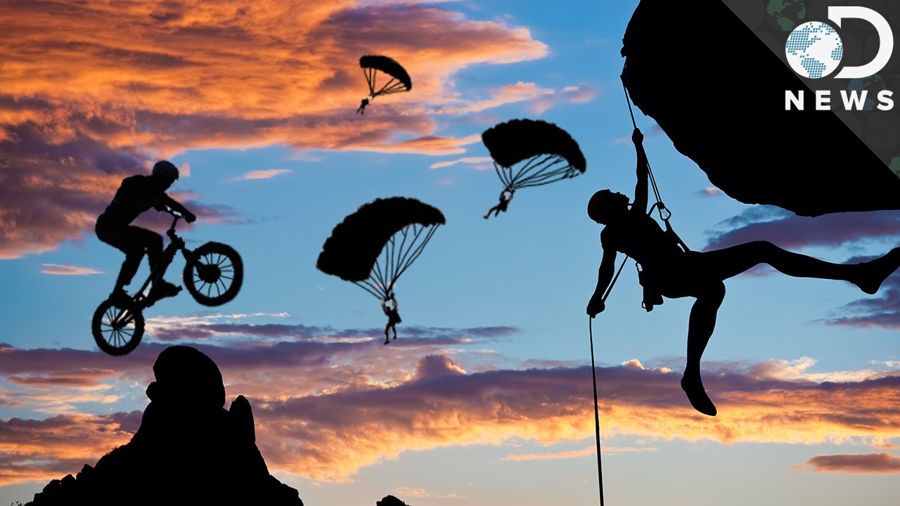 why are we addicted to extreme sports why are we addicted to extreme sports