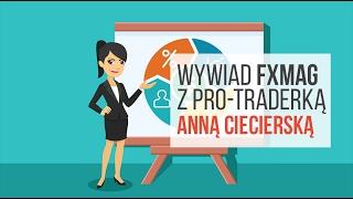 Kobiety na Forex – rozmowa z traderką Anną Ciecierską