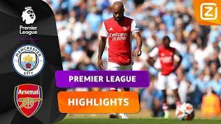 PIJNLIJKE WEDSTRIJD VOOR ARSENAL! 😖   Man City vs Arsenal   Premier League 2021/22