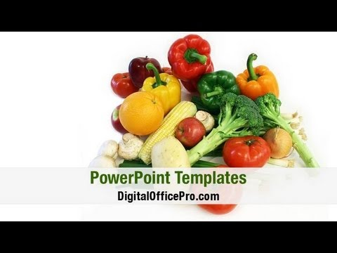 Vegetables food powerpoint template backgrounds digitalofficepro vegetables food powerpoint template backgrounds digitalofficepro 05579w toneelgroepblik Choice Image