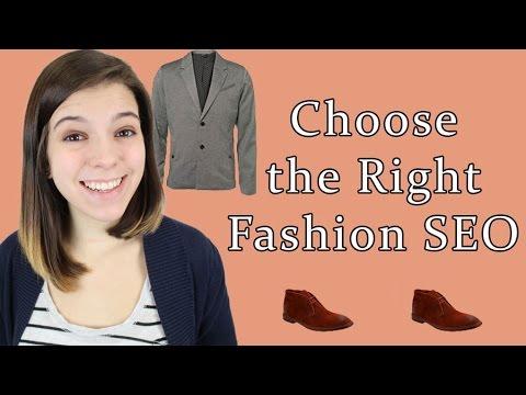 Choose the Right Fashion SEO Agency