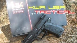 kwa usp tactical airsoft pistol review