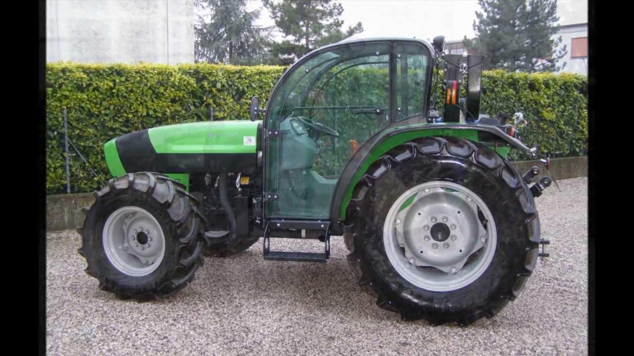Low Profile Tractor : Deutz tb low profile cab wmv youtube