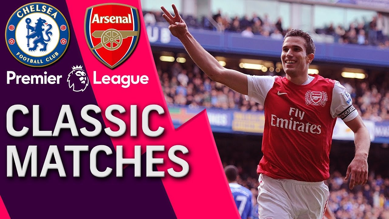 Chelsea v. Arsenal | PREMIER LEAGUE CLASSIC MATCH | 10/29/11 | NBC Sports
