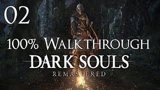 Dark Souls Remastered - Walkthrough Part 2: Undead Burg
