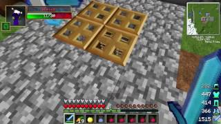 [High-Sky] MineCraft Battles #22 - PvP - Клановые Войны - Бомбим клан.