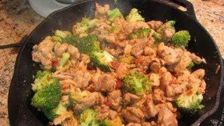 How To Make Chicken Alfredo Fast