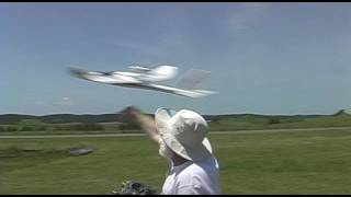 By request: Can the AXN Floater RC plane fly slowly?