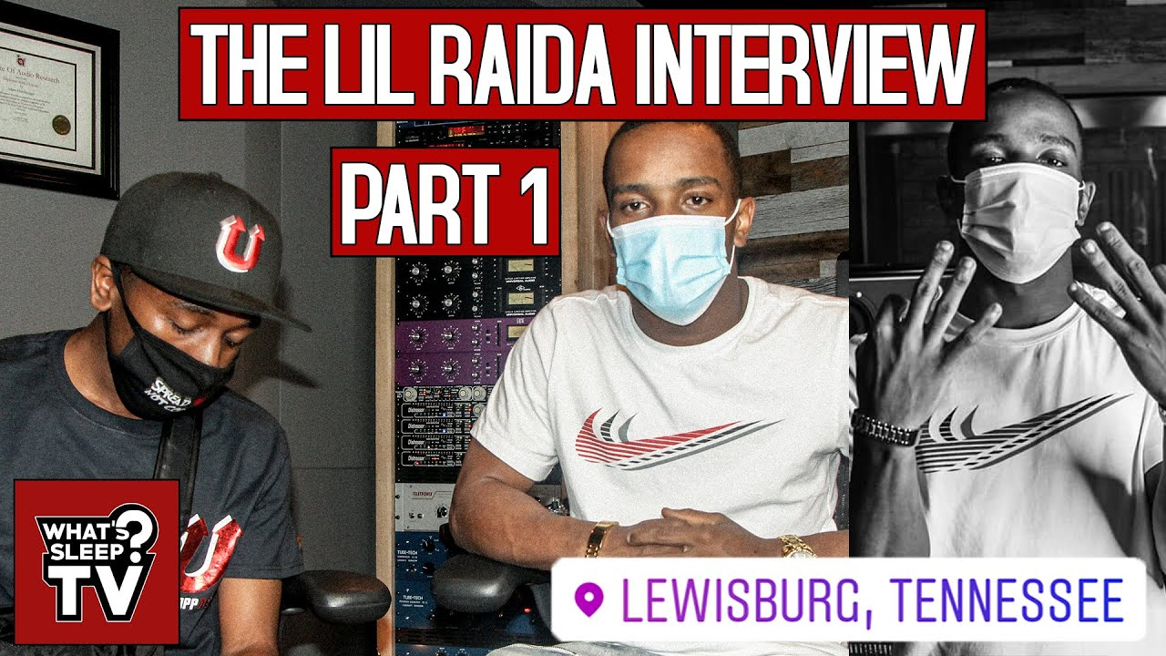 Lil Raida On Lewisburg Police WRONGLY PULLING GUN On Him & Not Apologizing After Finding Right Guy