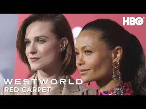HBO Buzz w Evan Rachel Wood, Thandie Newton, James Marsden & the Cast!  Westworld