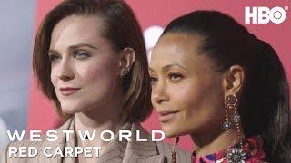 HBO Buzz w/ Evan Rachel Wood, Thandie Newton, James Marsden & the Cast! | Westworld