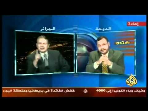 الرئيس عبد العزيز بوتفليقة في حوار مع قناة الجزيرة