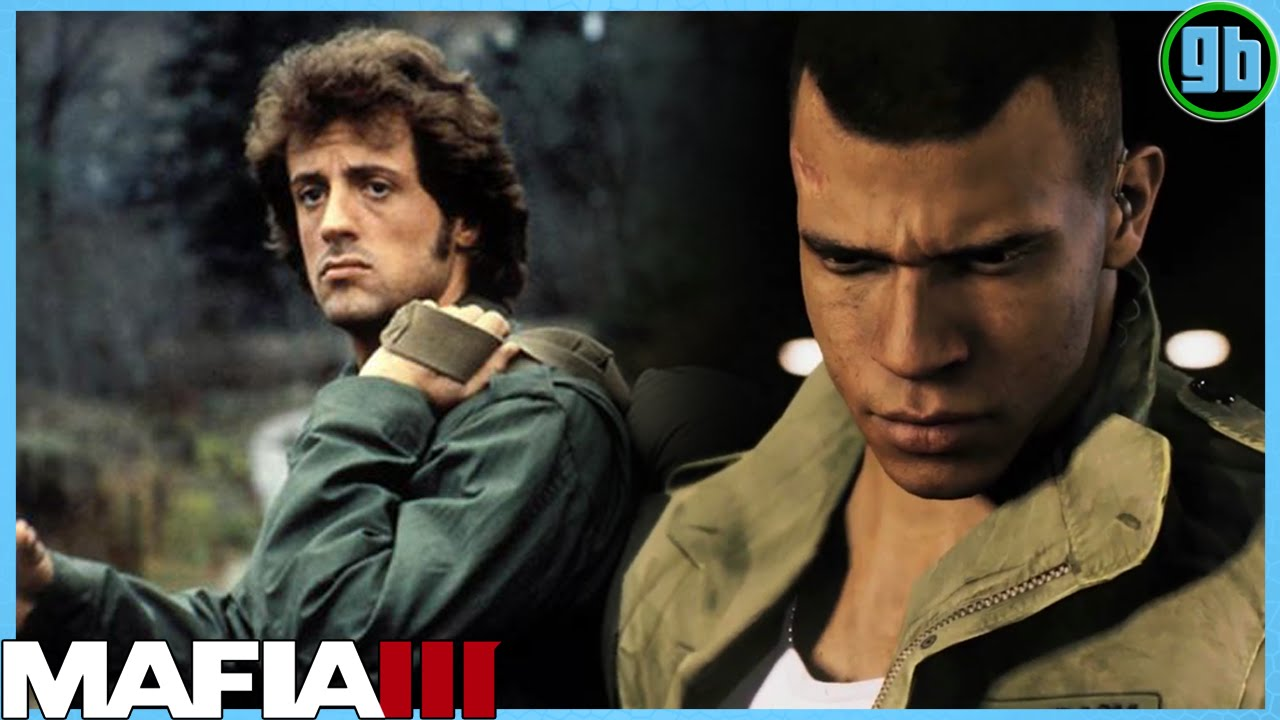 Mafia Iii Lincoln Clay Backstory Youtube