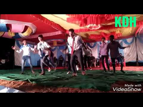 New nagpuri yesu video ll Donga upre yesu nindi gel. Yesu HD video ll KDH dance grupe khandadhar.