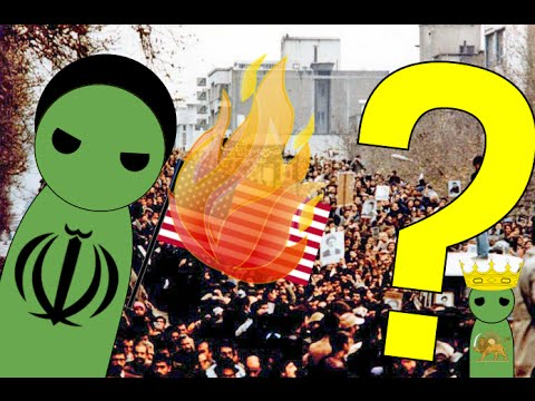 What if the Islamic Revolution Never Happened?