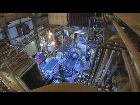 GE Frame 5C Turbine Overhaul