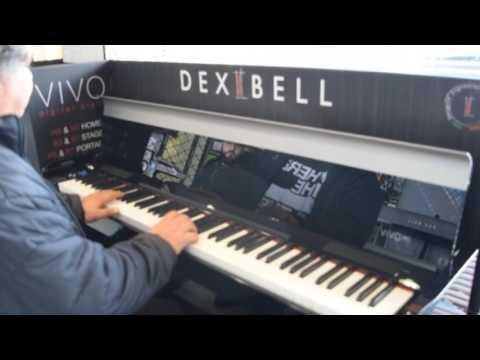 Dexibell Vivo H7 @ Audiomidi Music Store (Athens, GR)