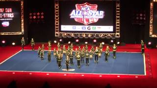 Top Gun Large Coed NCA 2015 Day 1