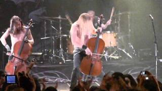 Apocalyptica - At the Gates of Manala... Hall of the Mountain King
