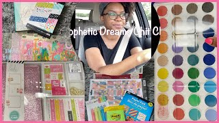 Shopping & Chit Chat Vlog | Bible Journal Supplies | Potential Famine? Prophetic Dreams & Visions