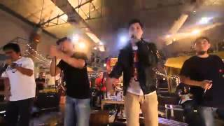 Bagsakan feat Gloc9 and Frank Magalona Inuman Sessions Vol 2